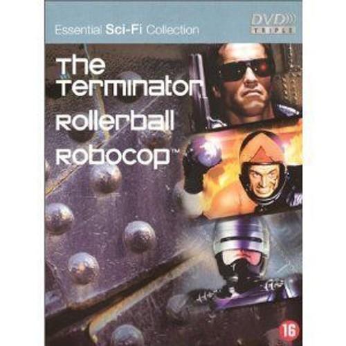 THE TERMINATOR (IMPORT)  (COFFRET DE 2 DVD)