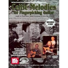 Celtic Melodies for Fingerpicking Guitar + CD