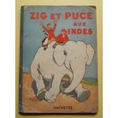 Zig Et Puce Aux Indes de saint-ogan
