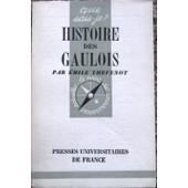 Histoire Des Gaulois de Thevenot Emile