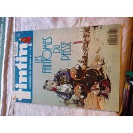 Tintin L'hebdomadaire Des Super Jeunes N� 631