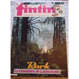 Tintin L'hebdomadaire Des Super Jeunes N� 614
