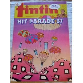 Tintin L'hebdomadaire Des Super Jeunes N� 610 : Tintin