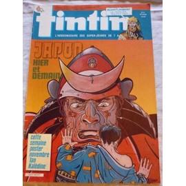 Tintin 42e Annee N� 600 : Japon Hier Et Demain