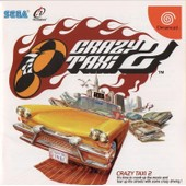 Crazy Taxi 2 (Import Jap )