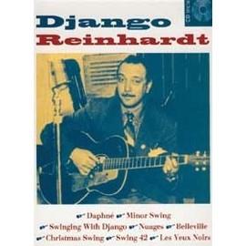 REINHARDT DJANGO GUITARE TAB CD