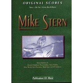 STERN MIKE ORIGINAL SCORES TAB