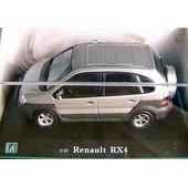 Renault Scenic Rx4 Gris Oliex Grey 1/43 Tout Terrain