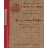 Grammaire Latine Suivie Du M�mento Du Latiniste - Classes De 4e, 3e, 2e Et 1re de gaston cayrou