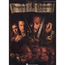 PIRATES OF THE CARIBBEAN 1 PIANO SOLO SELECTIONS