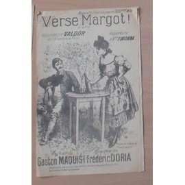 VERSE MARGOT scene interpretée par VALDOR