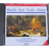 Concertos Baroques Pour Hautbois - 19 Titres - Abb�hl Emanuel - Gartmann Luzius - Solomon Peter - D�hler Marie-Luise