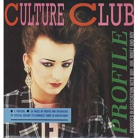 """CULTURE CLUB """"Profile Pack"""" [Edition Limitée UK Vinyle Jeux + Posters Couleurs, etc...]"""