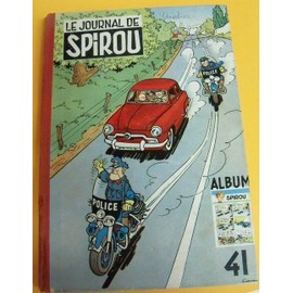 Album Du Journal De Spirou N�41