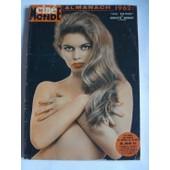 Almanach Cinemonde Hors-S�rie N� 0 : Almanach Cinemonde 1962 (Brigitte Bardot)