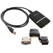 Carte Graphique Externe sur port USB - Supporte les moniteurs VGA
