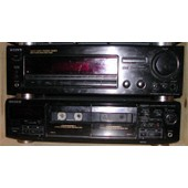 Sony Tc-We405b - Platine Cassette Audio