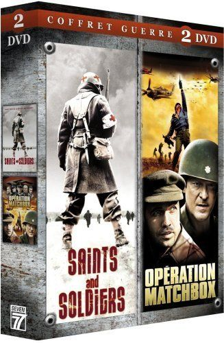 Coffret Guerre Saints And Soldiers Opération Matchbox Pack