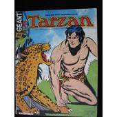 Tarzan Geant Le Seigneur De La Jungle N� 44 : La Marque Du Leopard