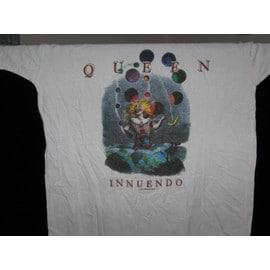 """tee shirt Queen """"innuendo"""""""
