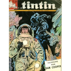 Tintin N� 1099 : Pas D Eclipse Pour Dan Cooper