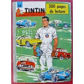 Tintin Le Journal Des Jeunes De 7 A77 Ans N� 55