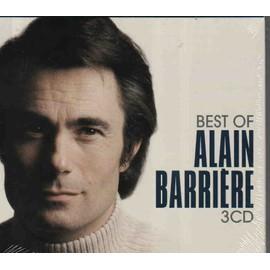 Best Of Alain Barriere - Alain Barriere - CD Album