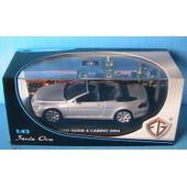 Bmw Series 6 645ci Cabriolet 2004 Edison Eg 1/43 Silver
