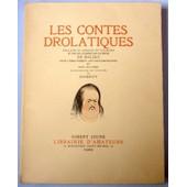 Les Contes Drolatiques de Honor� De Balzac