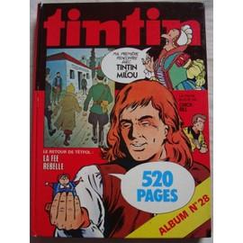 Album Tintin N� 28