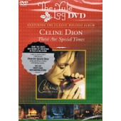 Celine Dion - These Are Special Times - The Yule Log Dvd de C�line Dion