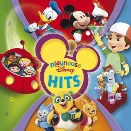 Playhouse Disney hits - Inclus DVD bonus