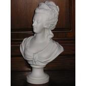Buste De Marie Antoinette