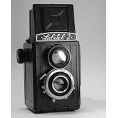 Lubitel 2 - Appareil Photo Argentique de Collection