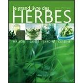 Le Grand Livre Des Herbes de Jekka MCVICAR