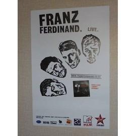 Franz Ferdinand (Live)