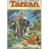Le Mensuel N� 35 : Le Seigneur De La Jungle Tarzan