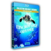 L'incroyable Odyss�e - Combo Blu-Ray+ Dvd de Nick Stringer