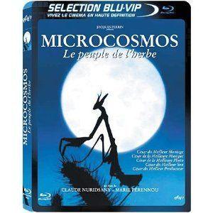 Microcosmos - Blu-Ray de Claude Nuridsany