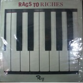 A Selection Of Pieces Featuring Piano Includind Boogie Woogies & Rags - Rags To Riches