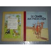 Tintin : Le Crabe Aux Pinces D'or de Collection Herg�