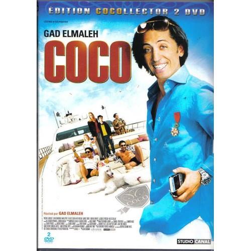 COCO. Edition Collector 2 DVD