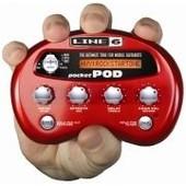 Line 6 Pocket Pod Processeur D�Effets Guitare Portable