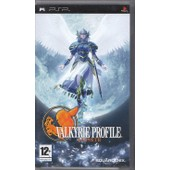 Valkyrie Profile Lenneth - Ensemble Complet - Playstation Portable