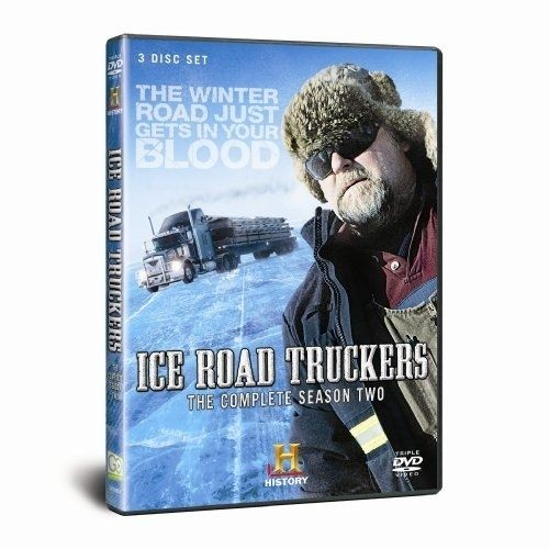 ICE ROAD TRUCKERS [IMPORT ANGLAIS] (IMPORT)  (COFFRET DE 3 DVD)