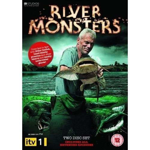 RIVER MONSTERS [IMPORT ANGLAIS] (IMPORT)  (COFFRET DE 2 DVD)