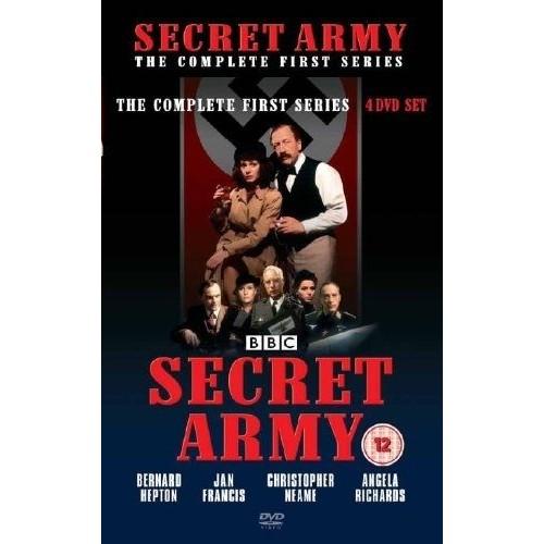 SECRET ARMY [IMPORT ANGLAIS] (IMPORT) (DVD)