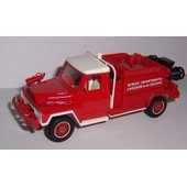 Acmat Vlra 4x4 Pompier - 1/43, N�21