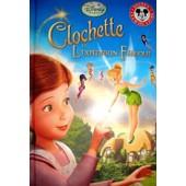 Clochette Et L'expedition Feerique de disney - pixar