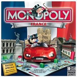 Jeu Monopoly France Jouez Avec Les Villes Francaises